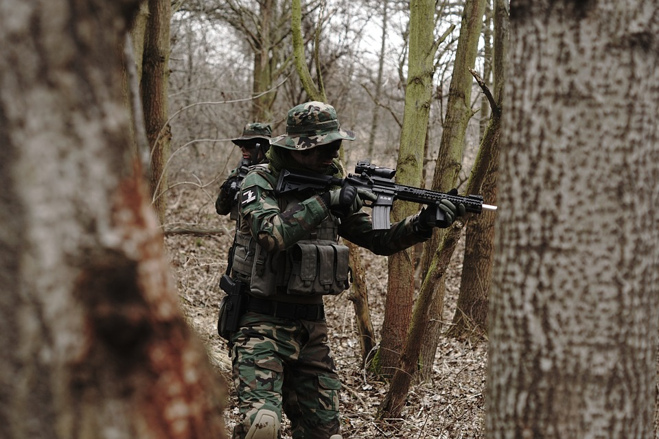 Buy all of your airsoft gear at Socom Tactical UK